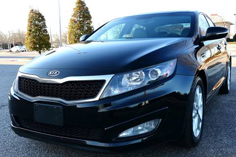 2011 Kia Optima for sale at Prime Auto Sales LLC in Virginia Beach VA