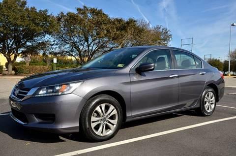 2013 Honda Accord for sale at Prime Auto Sales LLC in Virginia Beach VA