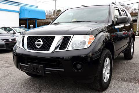 2009 Nissan Pathfinder for sale at Prime Auto Sales LLC in Virginia Beach VA