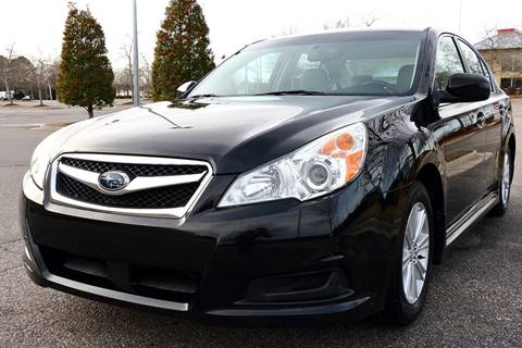 2011 Subaru Legacy for sale at Prime Auto Sales LLC in Virginia Beach VA
