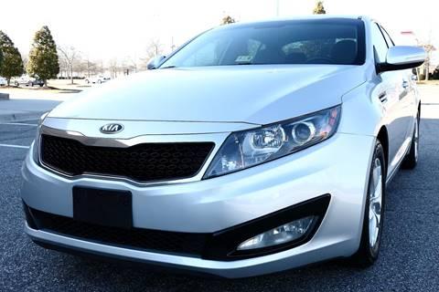 2013 Kia Optima for sale at Prime Auto Sales LLC in Virginia Beach VA