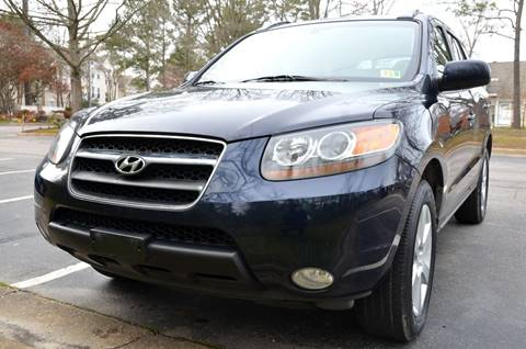 2007 Hyundai Santa Fe for sale at Prime Auto Sales LLC in Virginia Beach VA