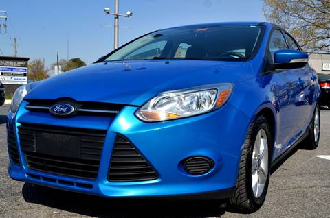2013 Ford Focus for sale at Prime Auto Sales LLC in Virginia Beach VA