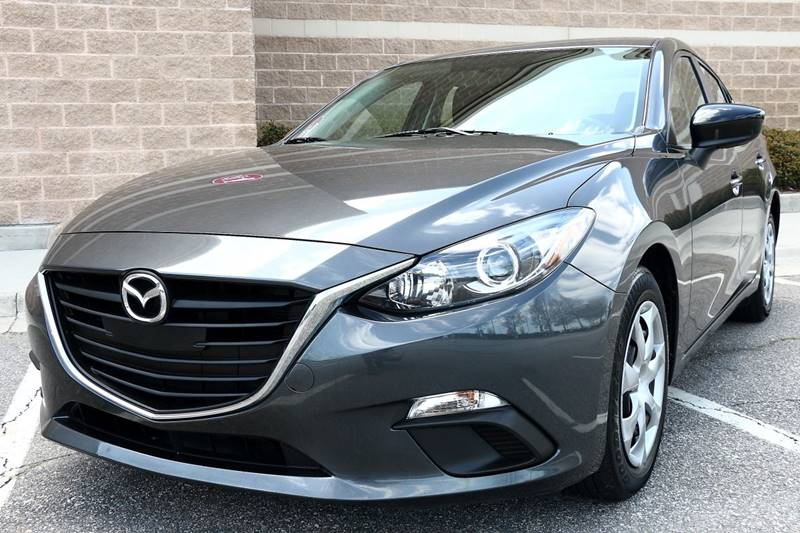 2015 Mazda3 I Sv >> 2015 Mazda Mazda3 I Sv 4dr Sedan 6a In Virginia Beach Va Prime