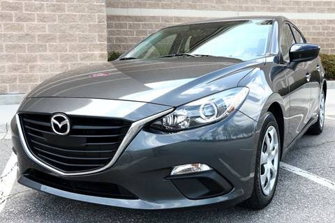 2015 Mazda MAZDA3 for sale at Prime Auto Sales LLC in Virginia Beach VA