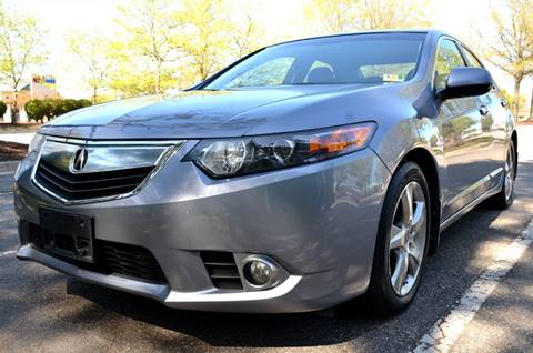 2012 Acura TSX for sale at Prime Auto Sales LLC in Virginia Beach VA