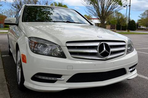 2011 Mercedes-Benz C-Class for sale at Prime Auto Sales LLC in Virginia Beach VA