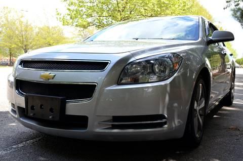 2012 Chevrolet Malibu for sale at Prime Auto Sales LLC in Virginia Beach VA