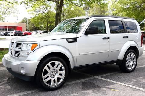 2011 Dodge Nitro for sale at Prime Auto Sales LLC in Virginia Beach VA