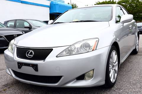 2008 Lexus IS 250 for sale at Prime Auto Sales LLC in Virginia Beach VA