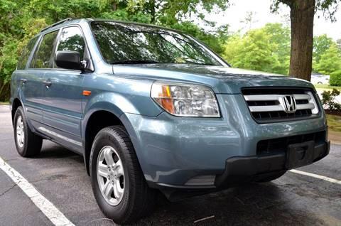 2006 Honda Pilot for sale at Prime Auto Sales LLC in Virginia Beach VA