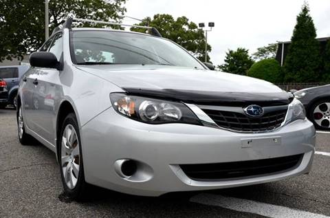 2008 Subaru Impreza for sale at Prime Auto Sales LLC in Virginia Beach VA