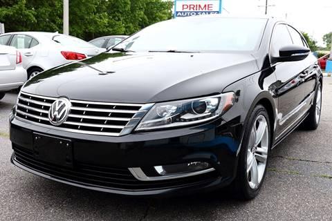 2013 Volkswagen CC for sale at Prime Auto Sales LLC in Virginia Beach VA