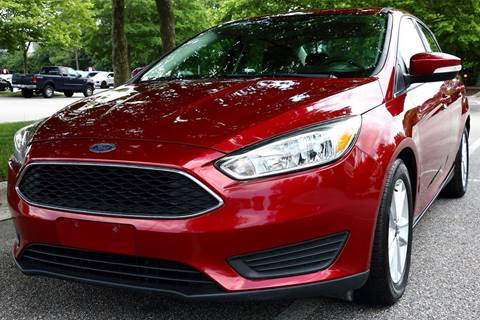 2015 Ford Focus for sale at Prime Auto Sales LLC in Virginia Beach VA
