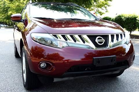 2009 Nissan Murano for sale at Prime Auto Sales LLC in Virginia Beach VA