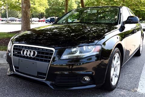 2009 Audi A4 for sale at Prime Auto Sales LLC in Virginia Beach VA
