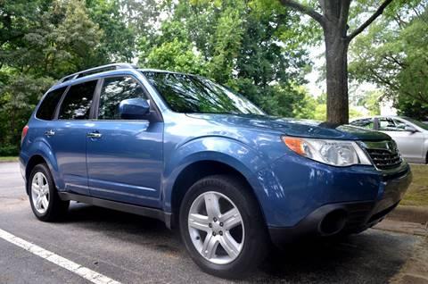 2009 Subaru Forester for sale at Prime Auto Sales LLC in Virginia Beach VA