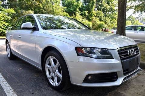 2009 Audi A4 for sale at Prime Auto Sales LLC in Virginia Beach VA