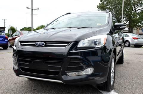 2013 Ford Escape for sale at Prime Auto Sales LLC in Virginia Beach VA