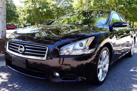 2012 Nissan Maxima for sale at Prime Auto Sales LLC in Virginia Beach VA