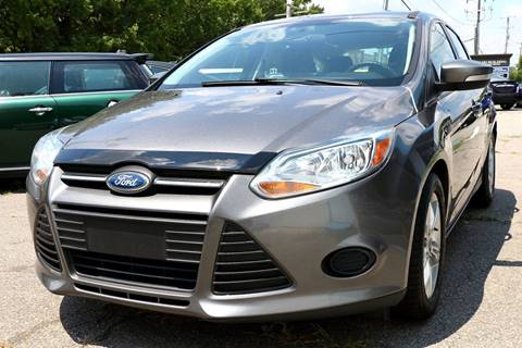 2014 Ford Focus for sale at Prime Auto Sales LLC in Virginia Beach VA