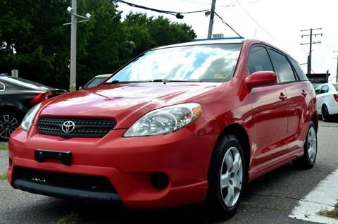 2008 Toyota Matrix for sale at Prime Auto Sales LLC in Virginia Beach VA