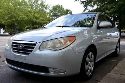2009 Hyundai Elantra for sale at Prime Auto Sales LLC in Virginia Beach VA