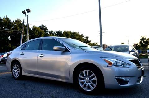 2015 Nissan Altima for sale at Prime Auto Sales LLC in Virginia Beach VA