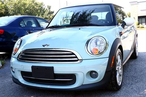 2012 MINI Cooper Hardtop for sale at Prime Auto Sales LLC in Virginia Beach VA