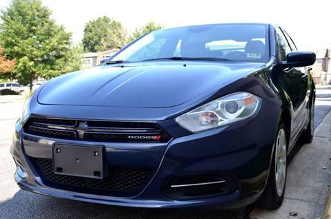 2013 Dodge Dart for sale at Prime Auto Sales LLC in Virginia Beach VA