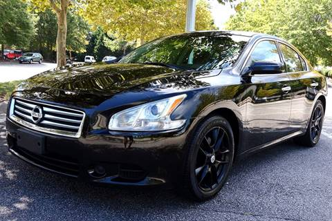 2014 Nissan Maxima for sale at Prime Auto Sales LLC in Virginia Beach VA