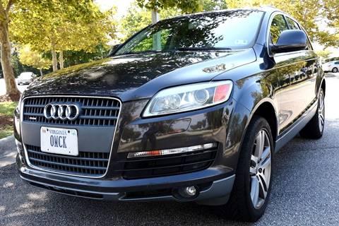 2009 Audi Q7 for sale at Prime Auto Sales LLC in Virginia Beach VA