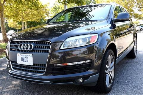 Audi Q For Sale In Virginia Beach VA Carsforsalecom - Audi virginia beach
