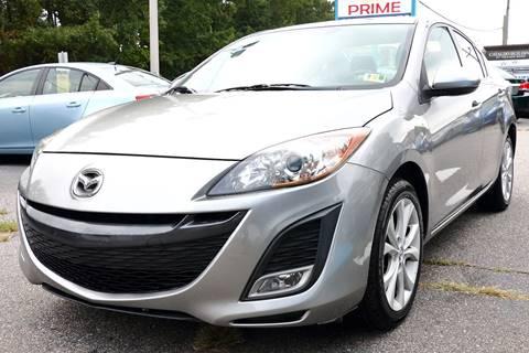 2011 Mazda MAZDA3 for sale at Prime Auto Sales LLC in Virginia Beach VA
