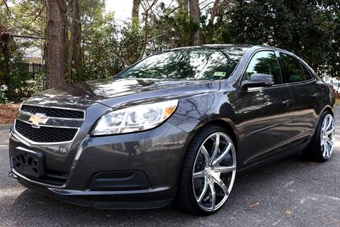 2013 Chevrolet Malibu for sale in Virginia Beach, VA