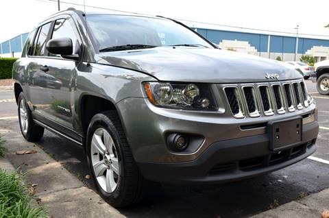 2014 Jeep Compass for sale in Virginia Beach, VA