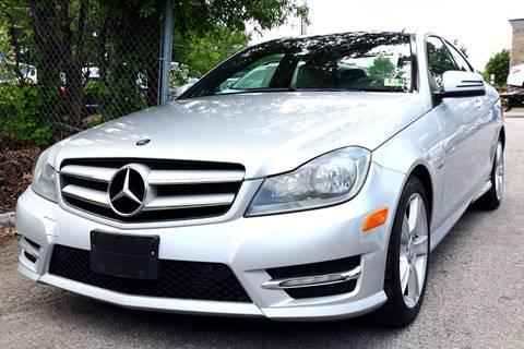 2012 Mercedes-Benz C-Class for sale in Virginia Beach, VA