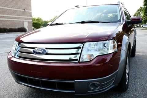 2008 Ford Taurus X for sale at Prime Auto Sales LLC in Virginia Beach VA