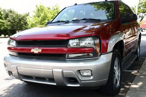2005 Chevrolet TrailBlazer for sale at Prime Auto Sales LLC in Virginia Beach VA