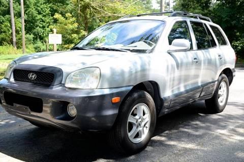 2004 Hyundai Santa Fe for sale at Prime Auto Sales LLC in Virginia Beach VA