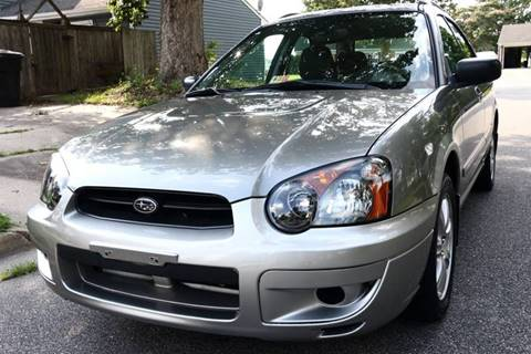 2005 Subaru Impreza for sale at Prime Auto Sales LLC in Virginia Beach VA