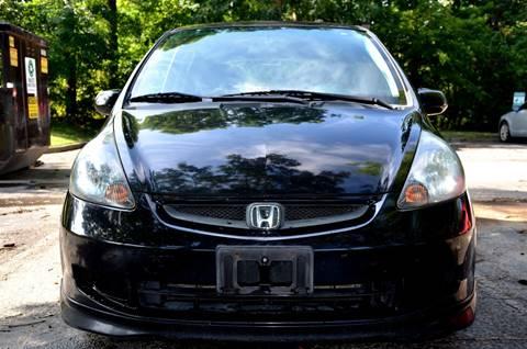 2007 Honda Fit for sale at Prime Auto Sales LLC in Virginia Beach VA
