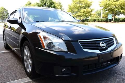 2007 Nissan Maxima for sale at Prime Auto Sales LLC in Virginia Beach VA