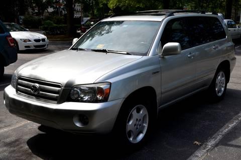 2005 Toyota Highlander for sale at Prime Auto Sales LLC in Virginia Beach VA