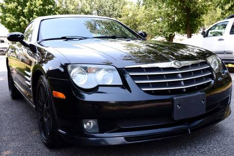 2005 Chrysler Crossfire SRT-6 for sale at Prime Auto Sales LLC in Virginia Beach VA