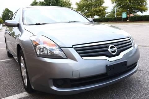 2007 Nissan Altima for sale at Prime Auto Sales LLC in Virginia Beach VA