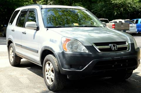 2002 Honda CR-V for sale at Prime Auto Sales LLC in Virginia Beach VA