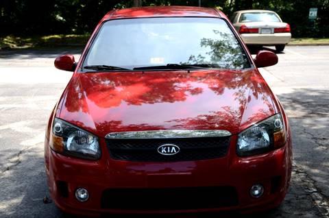 2008 Kia Spectra5 for sale at Prime Auto Sales LLC in Virginia Beach VA