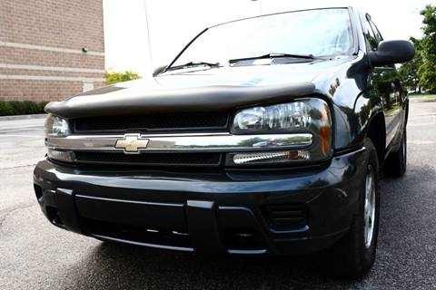 2004 Chevrolet TrailBlazer for sale at Prime Auto Sales LLC in Virginia Beach VA