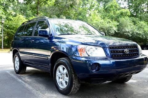 2002 Toyota Highlander for sale at Prime Auto Sales LLC in Virginia Beach VA